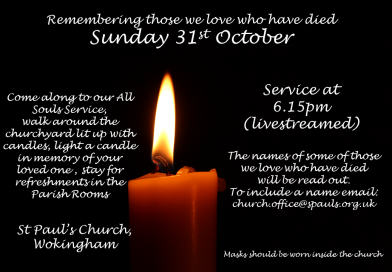 All Souls Service
